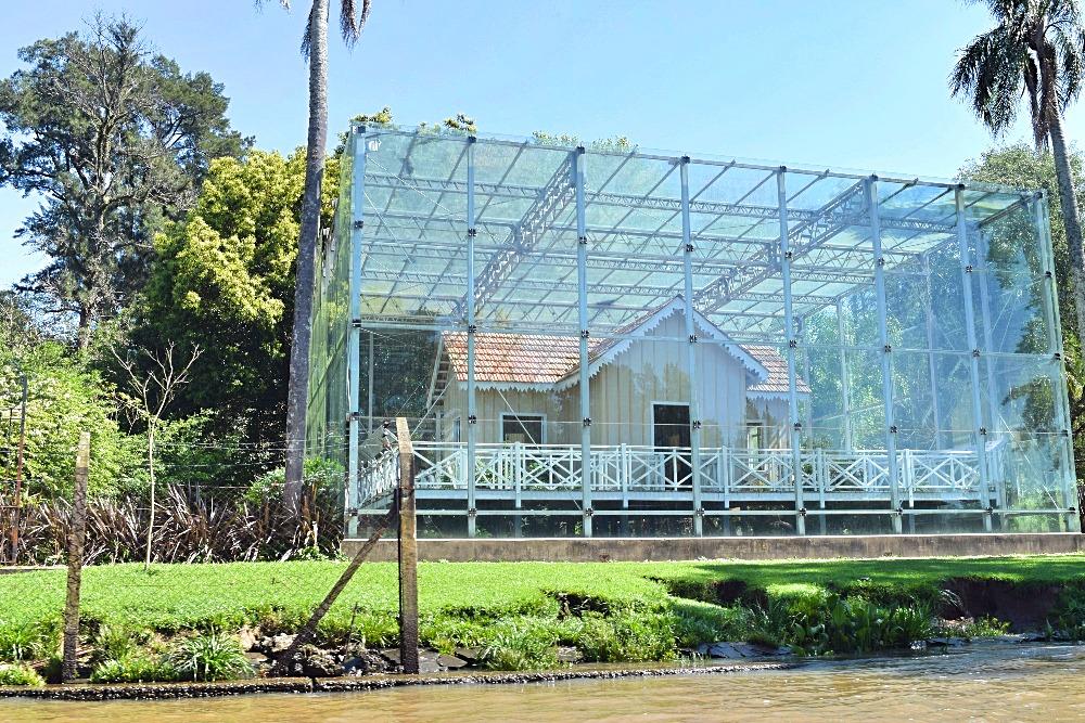 Tigre Delta - Museo Sarmiento