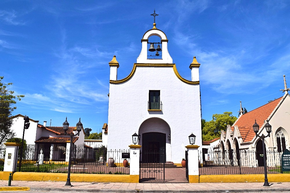 Tigre Delta kerk