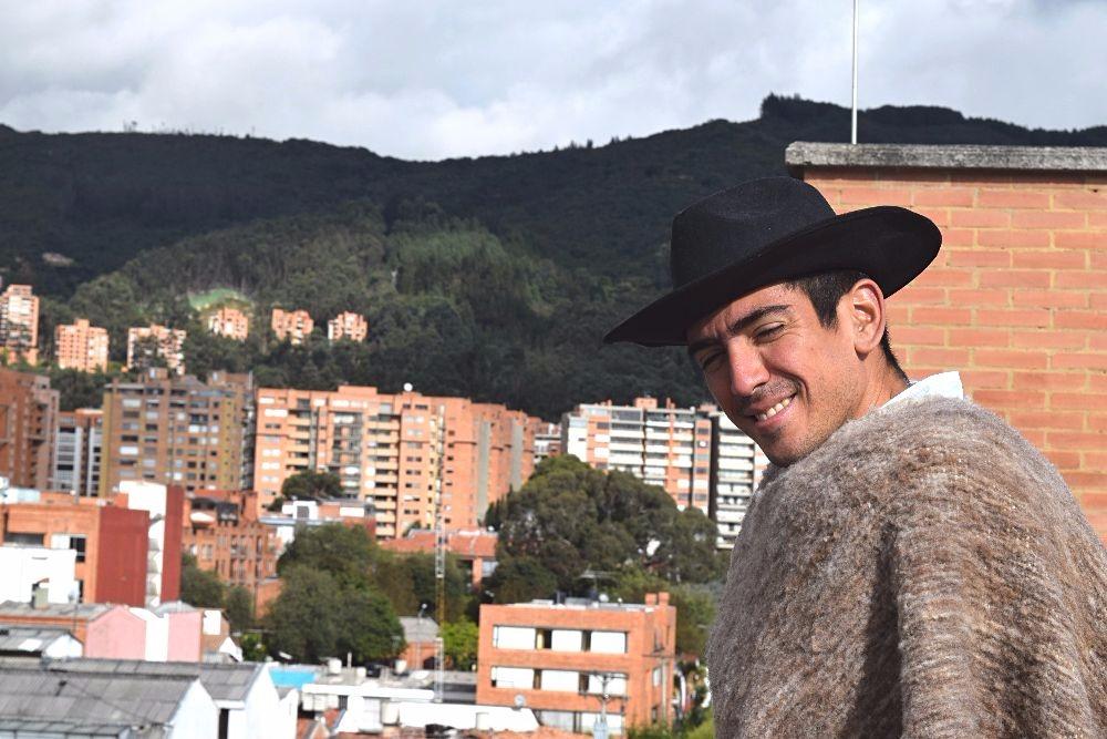 Wijk in Bogotá
