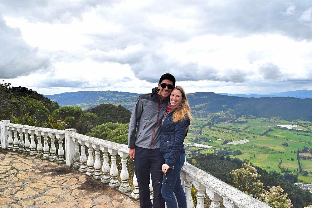 Buiten de gebaande paden Colombia - Parque Pionono