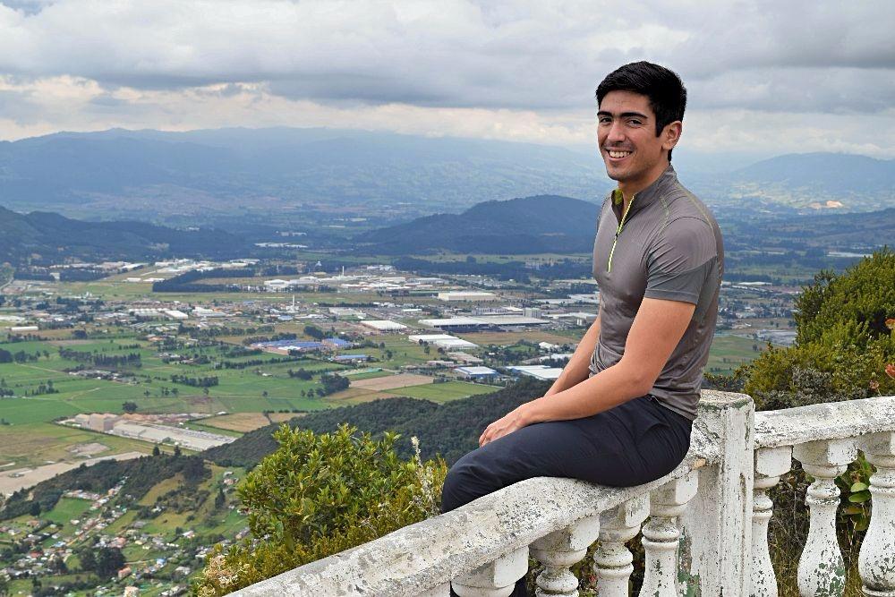 Buiten de gebaande paden Colombia uitzicht - Parque Pionono