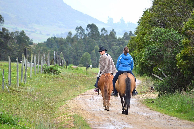 Buiten de gebaande paden reizen in Colombia