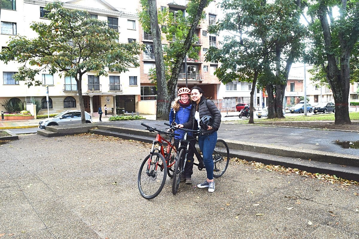 Fietstocht Bogotá reisorganisatie Colombia