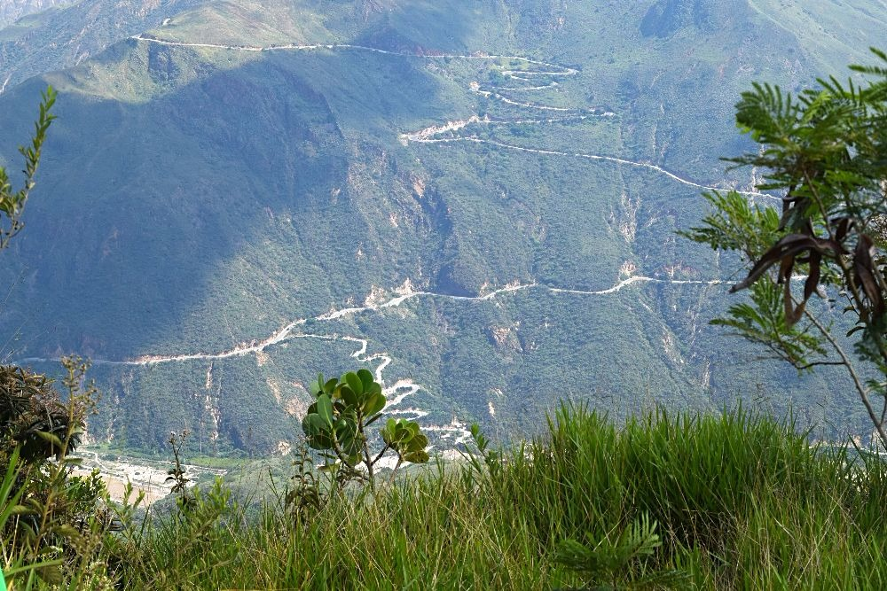 Aardbevingen in Colombia - La Mesa de Los Santos