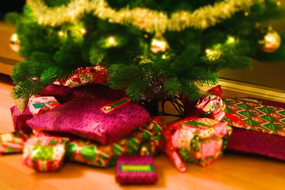 Familie missen tijdens kerst