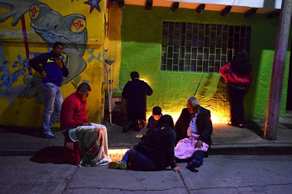 Las velitas Colombia