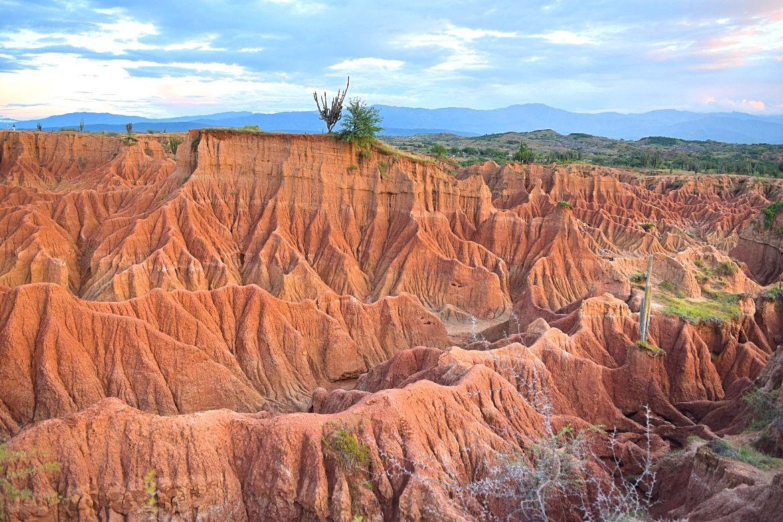Tatacoa Woestijn Colombia