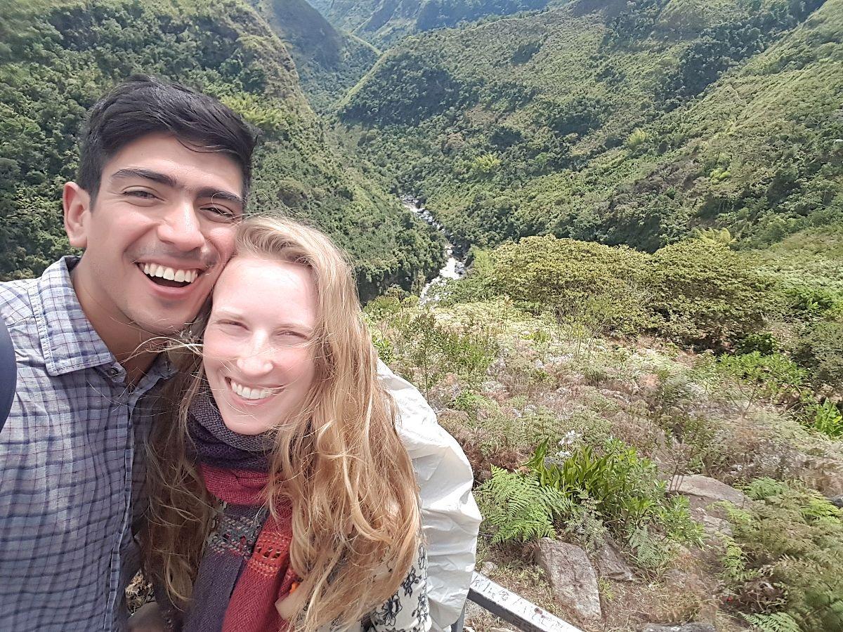 Wij in San Agustín Colombia