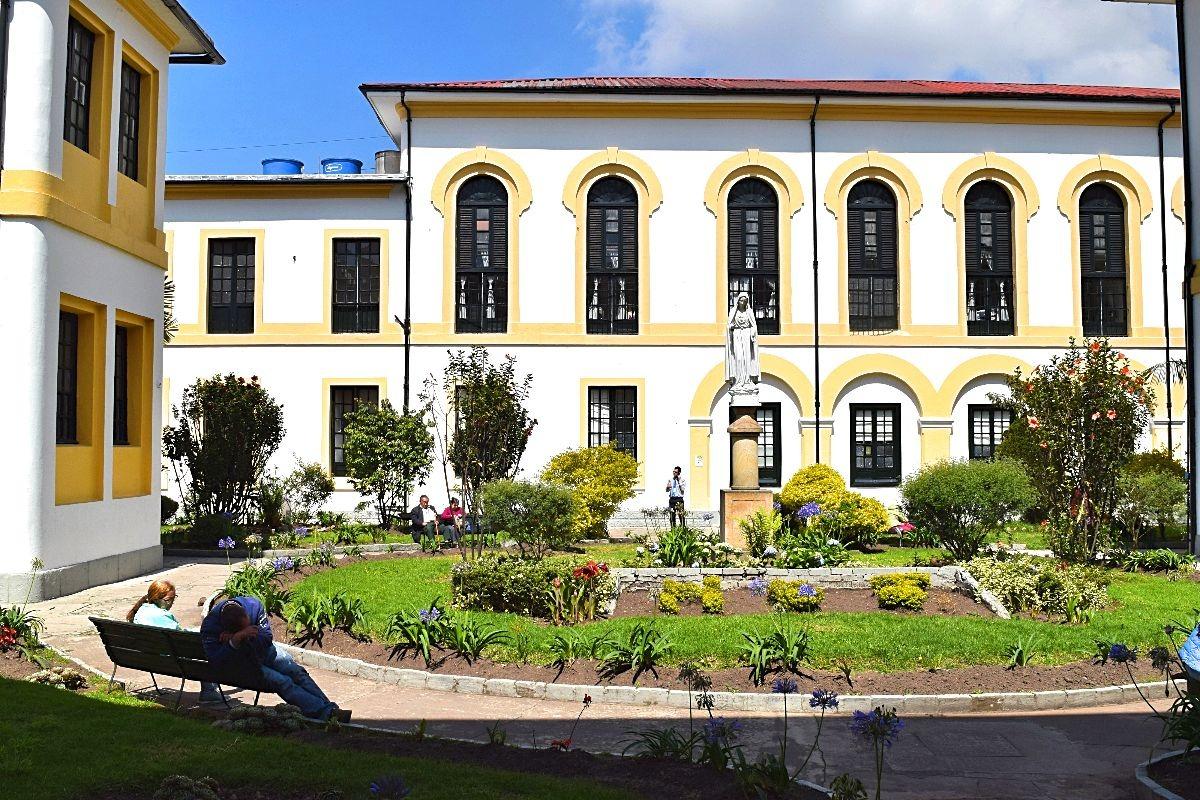 Ziekenhuis Bogotá