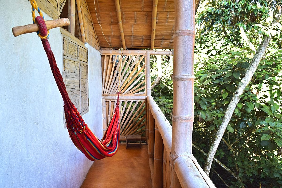 Eco hotel San Agustin Colombia