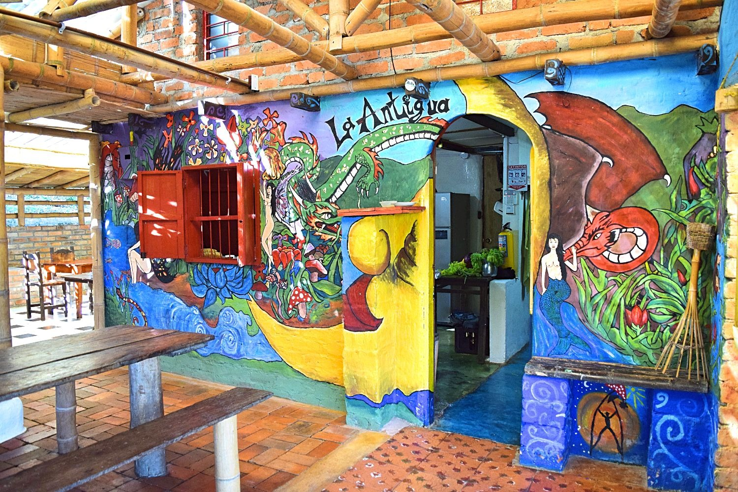 Eco hotel San Agustin Colombia - featured