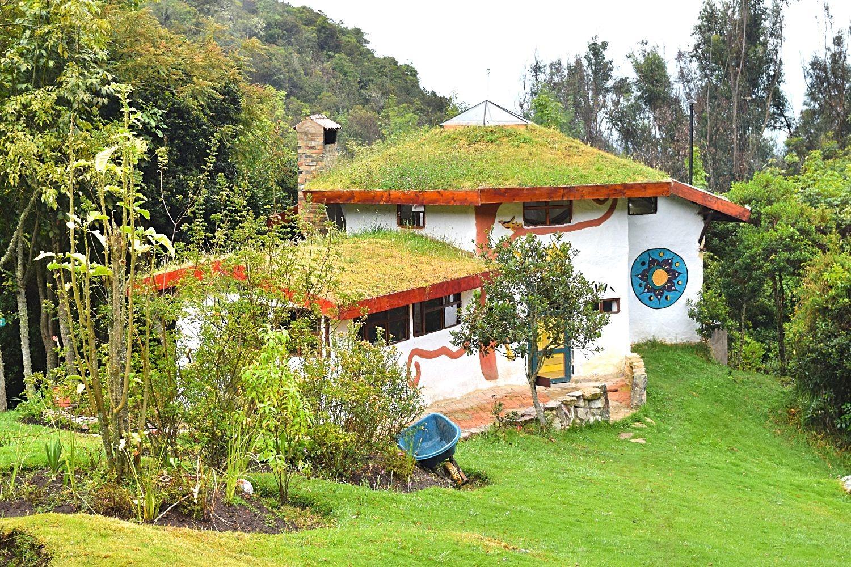 Eco hotel Colombia Jardín Colibrí Cundinamarca - featured