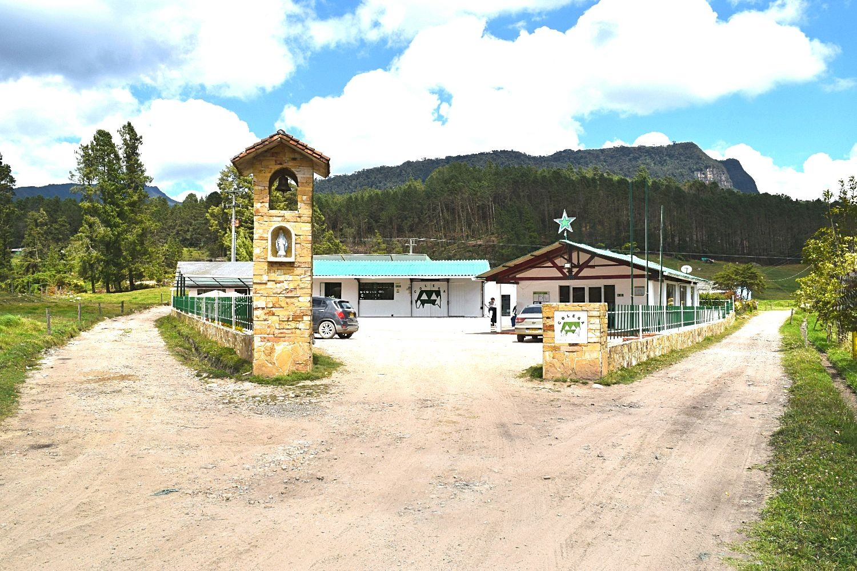 Kaasmakerij Colombia Tobias