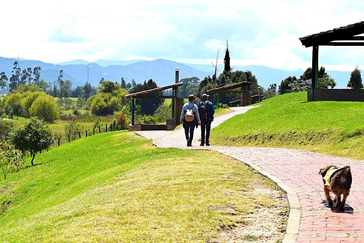 Dagtrip Bogotá - Parque Puente Sopó