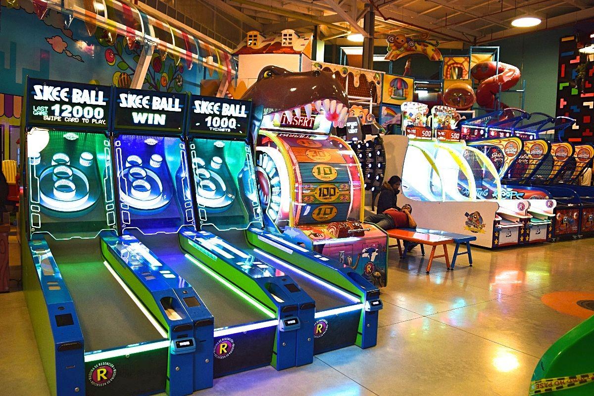 Arcade Popayán Colombia
