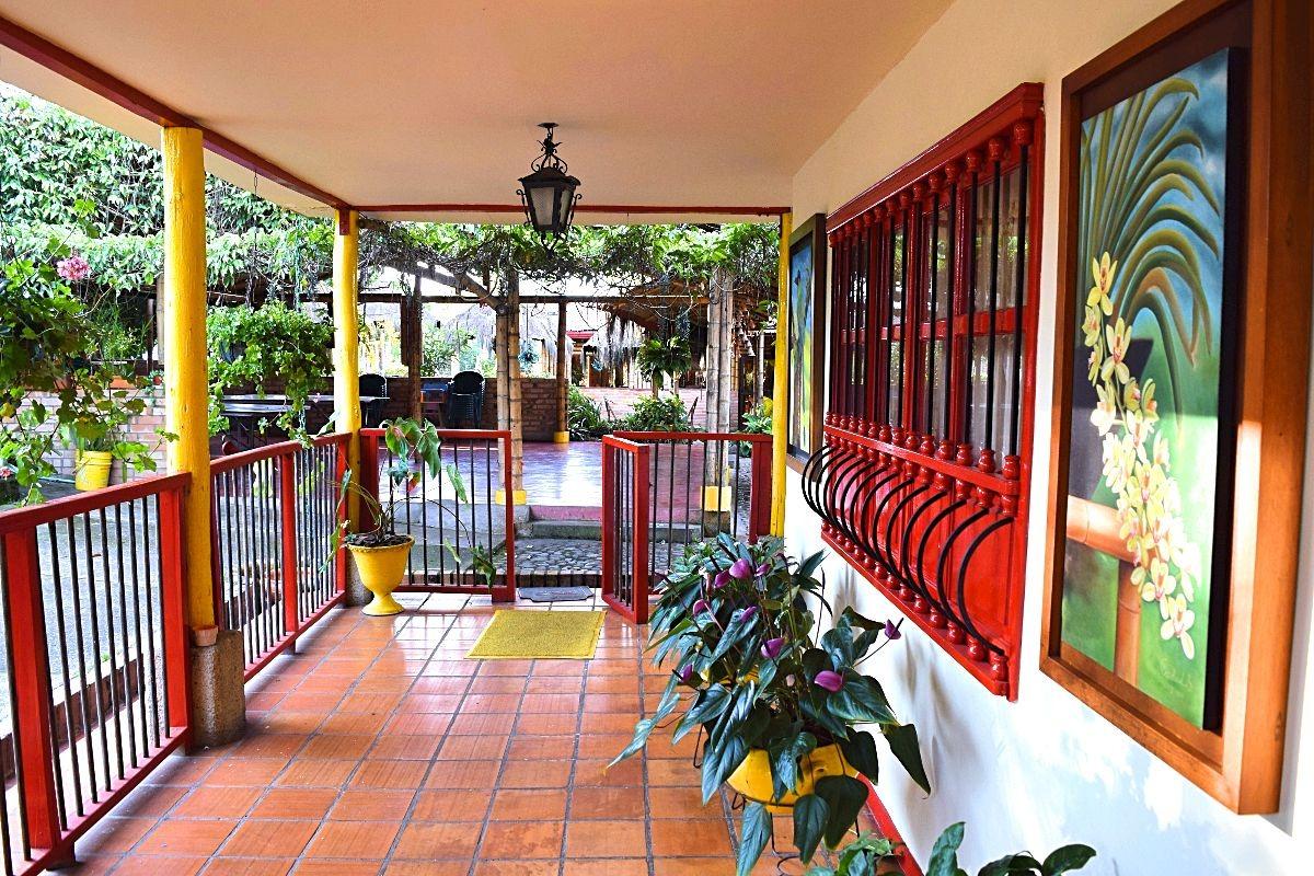 Hotel Popayán Colombia