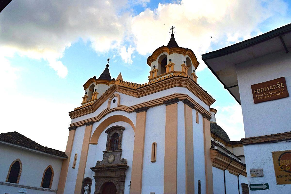 Kerken Popayán Colombia