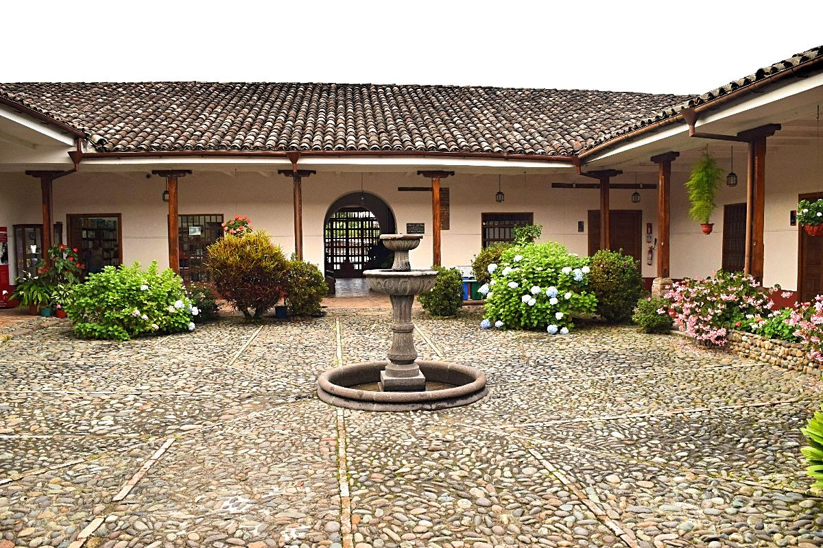 Museum Mosquera Popayán Colombia
