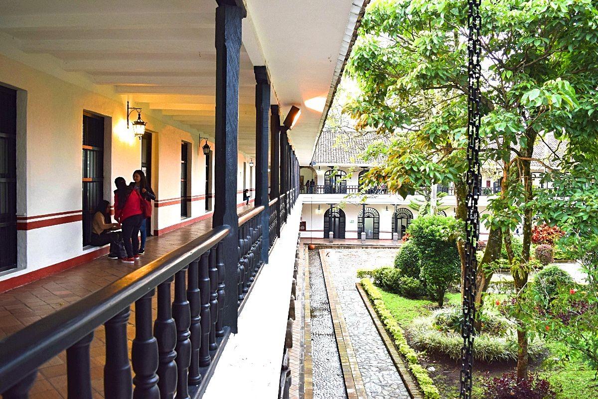 Universidad Cauca Popayán Colombia