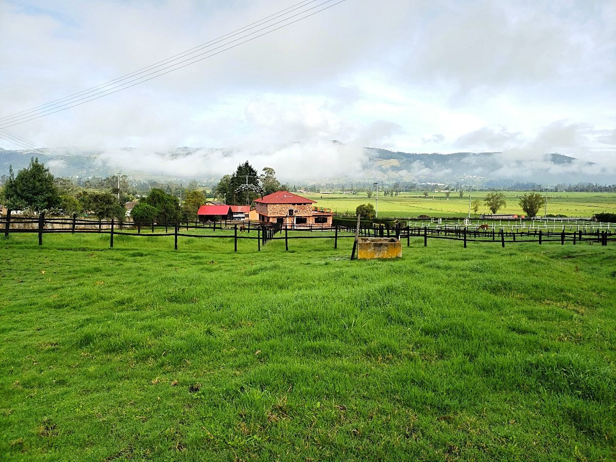 Colombiaanse platteland