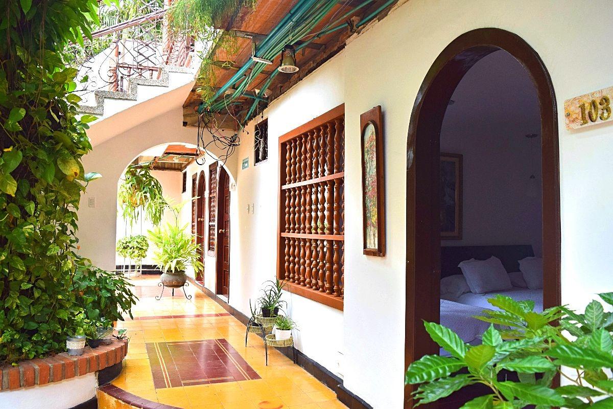 Hotel Barranquilla - Hotel Casa Colonial