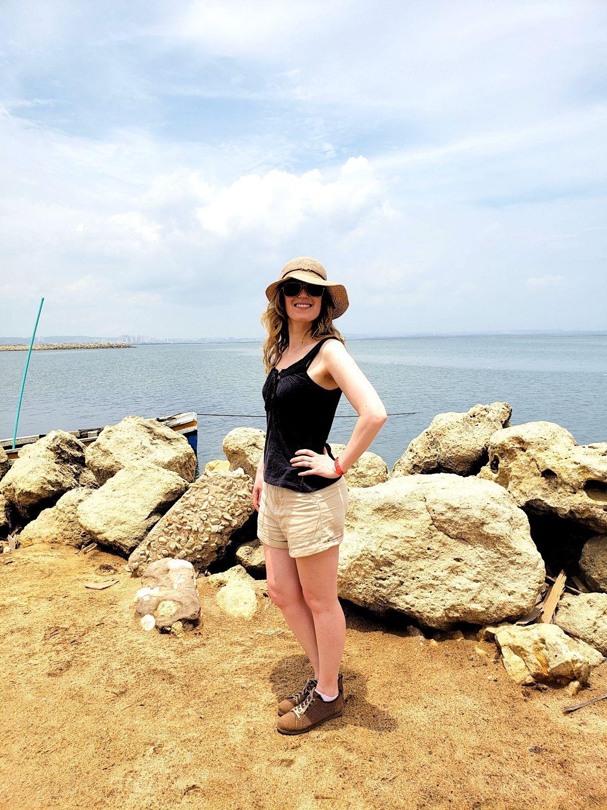Ik in Barranquilla