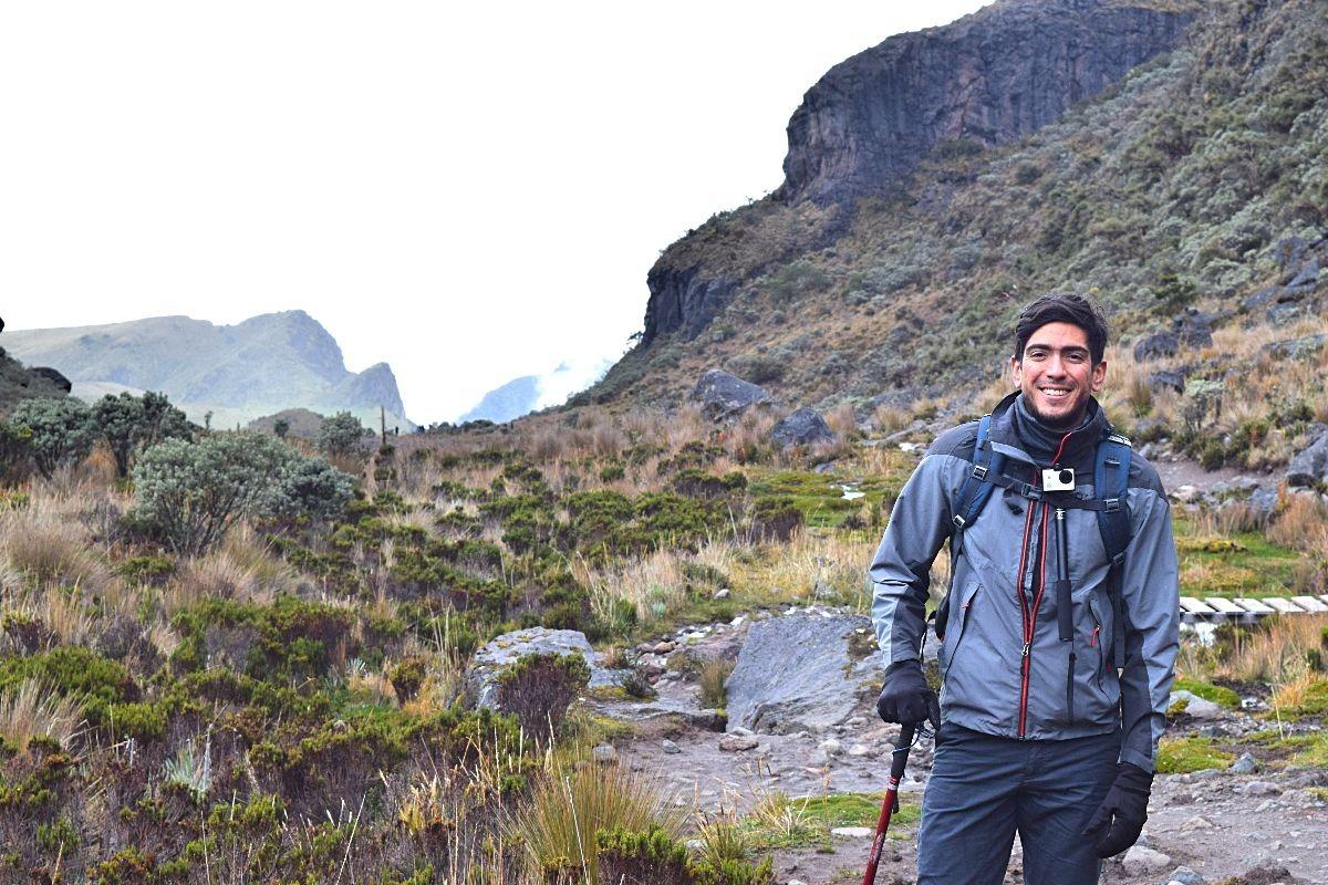 Trekking Santa Isabel - Los Nevados Colombia