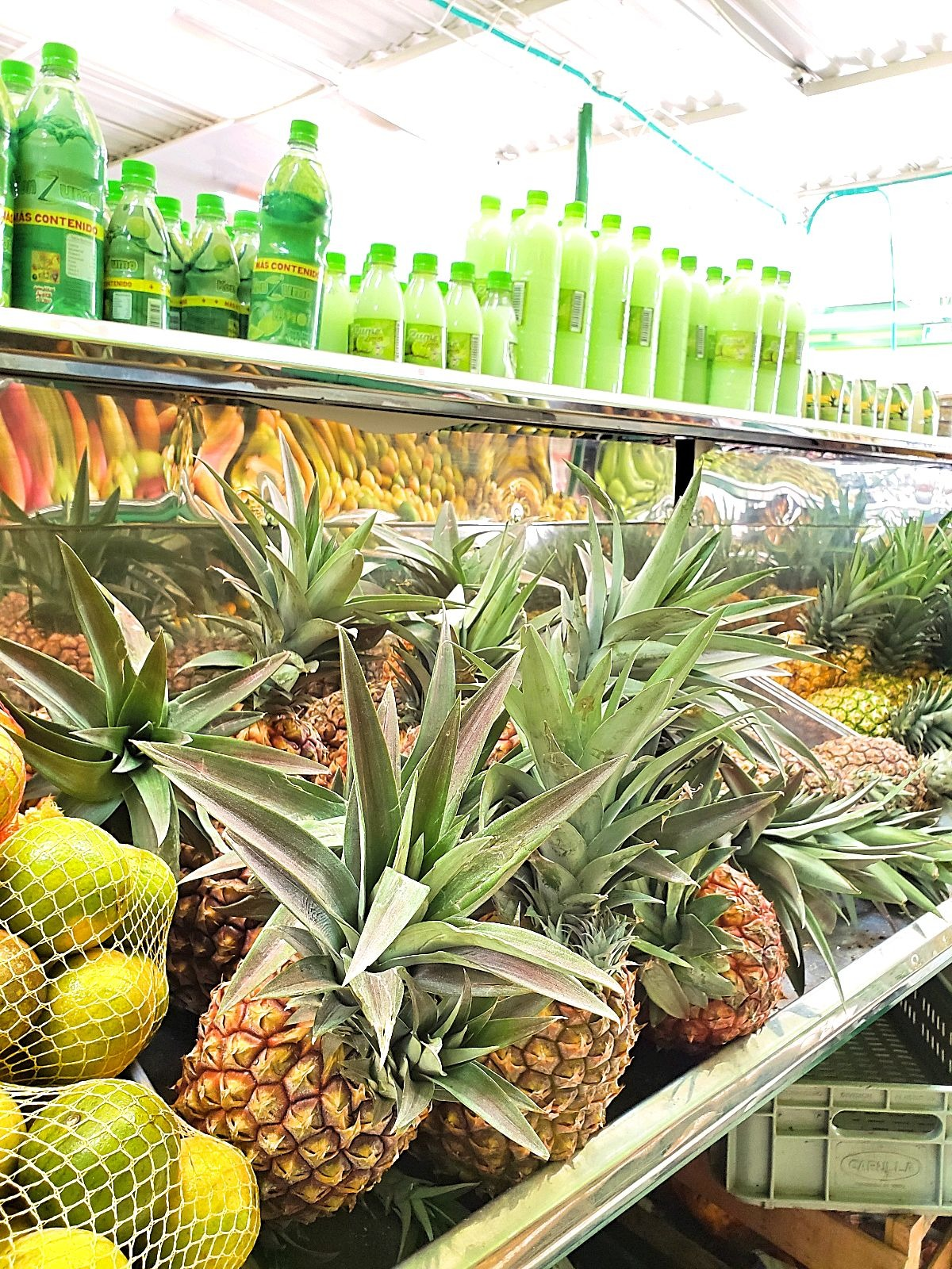 Ananas in Colombia