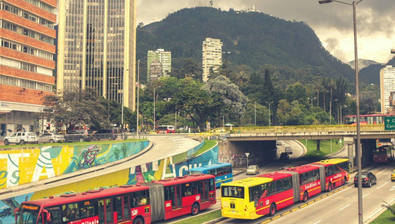 Transmilenio openbaar vervoer Bogotá - featured