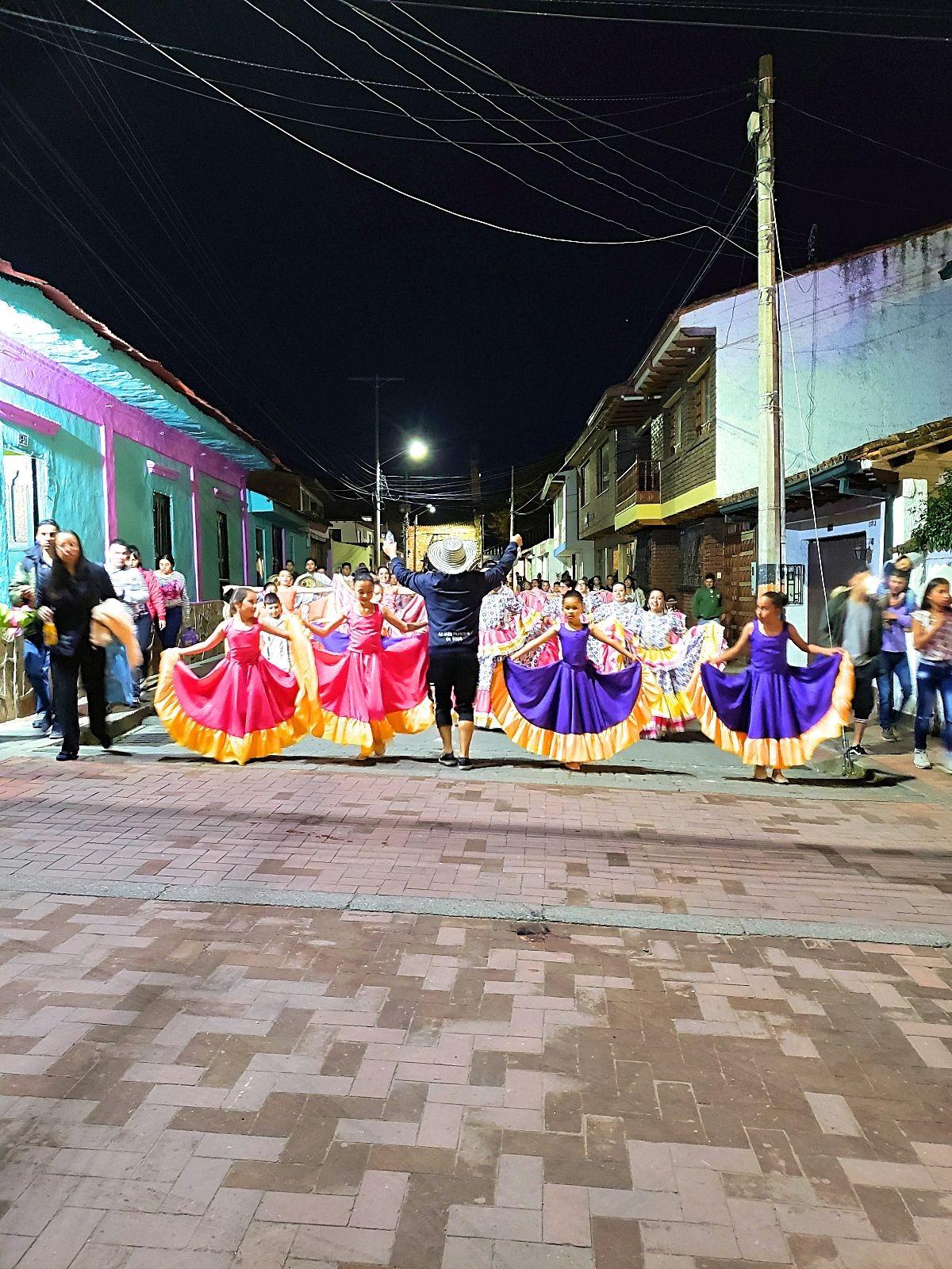 Muziek en dans in Colombia