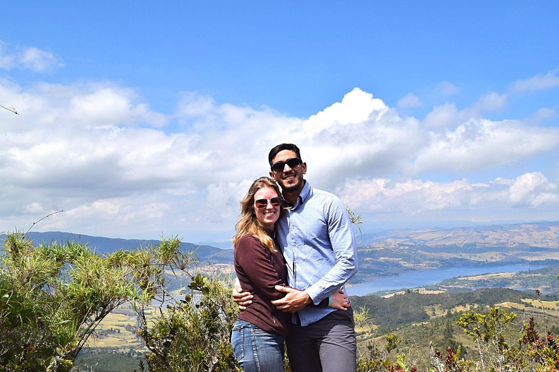 Wandeltochten in Colombia Sisga