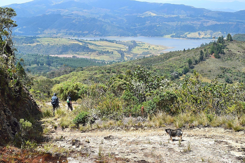 Wandeltochten hiken Colombia