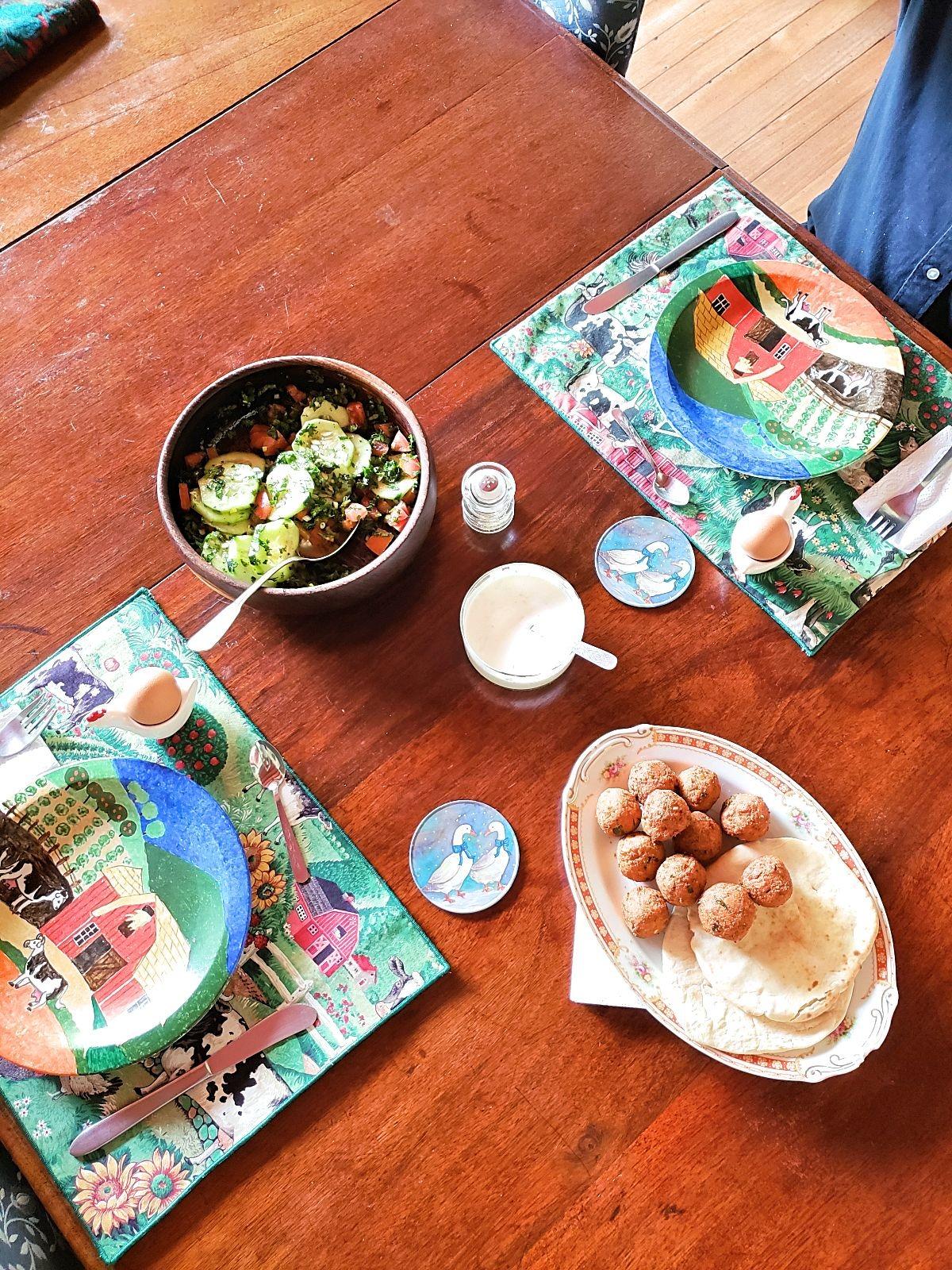 Vegetarisch eten in Colombia