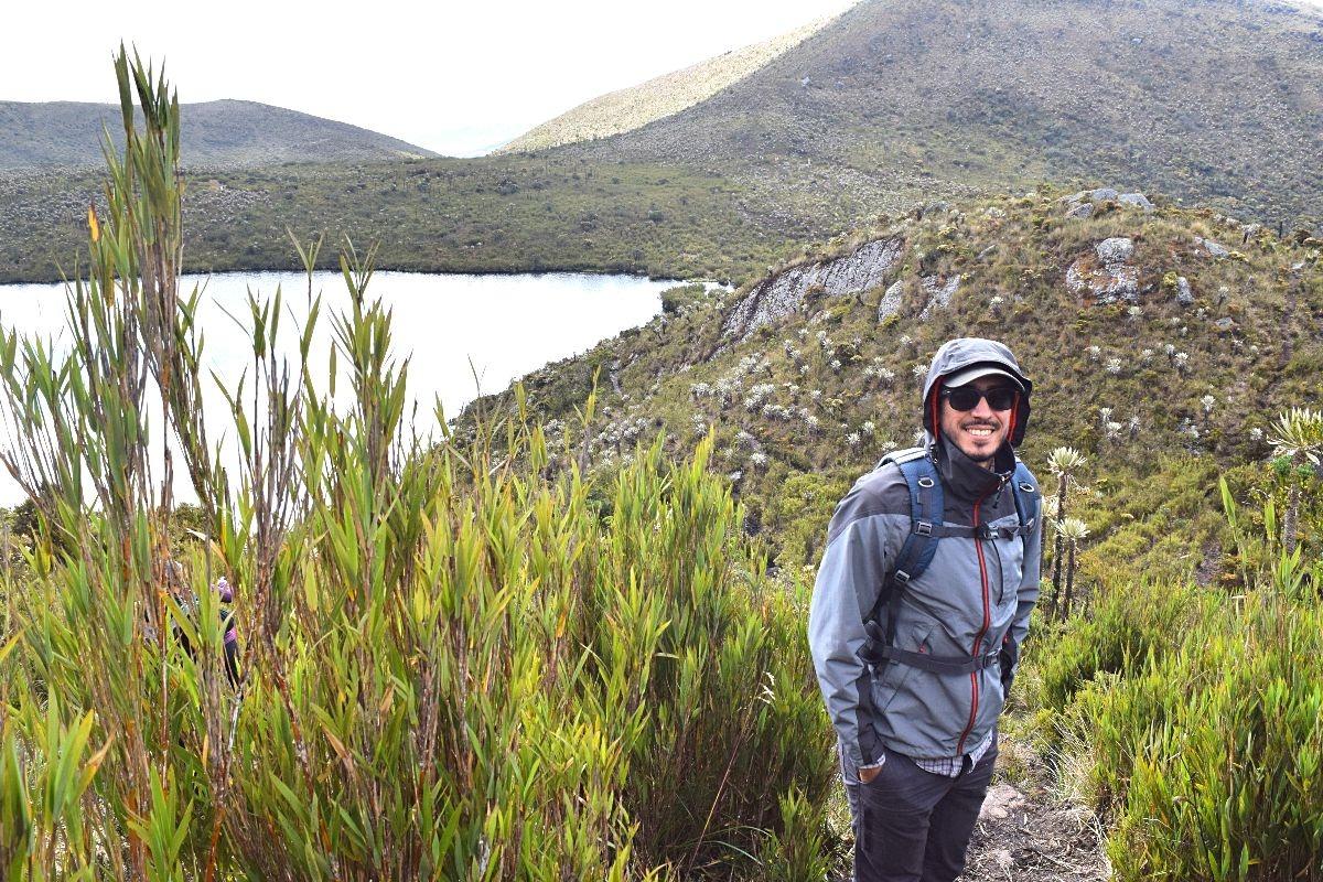 Hiken in Colombia - National Park Chingaza - Lagunas de Siecha 23