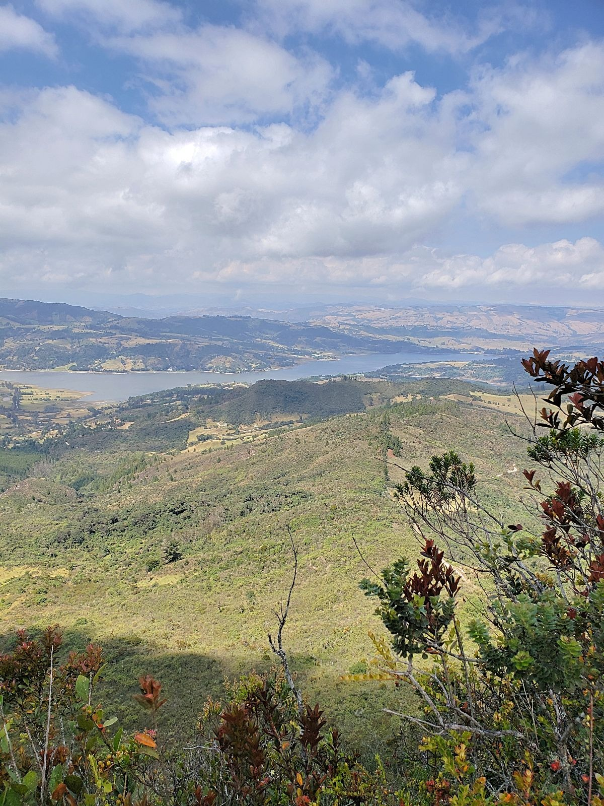 Hiken in Colombia Sisga terugblik
