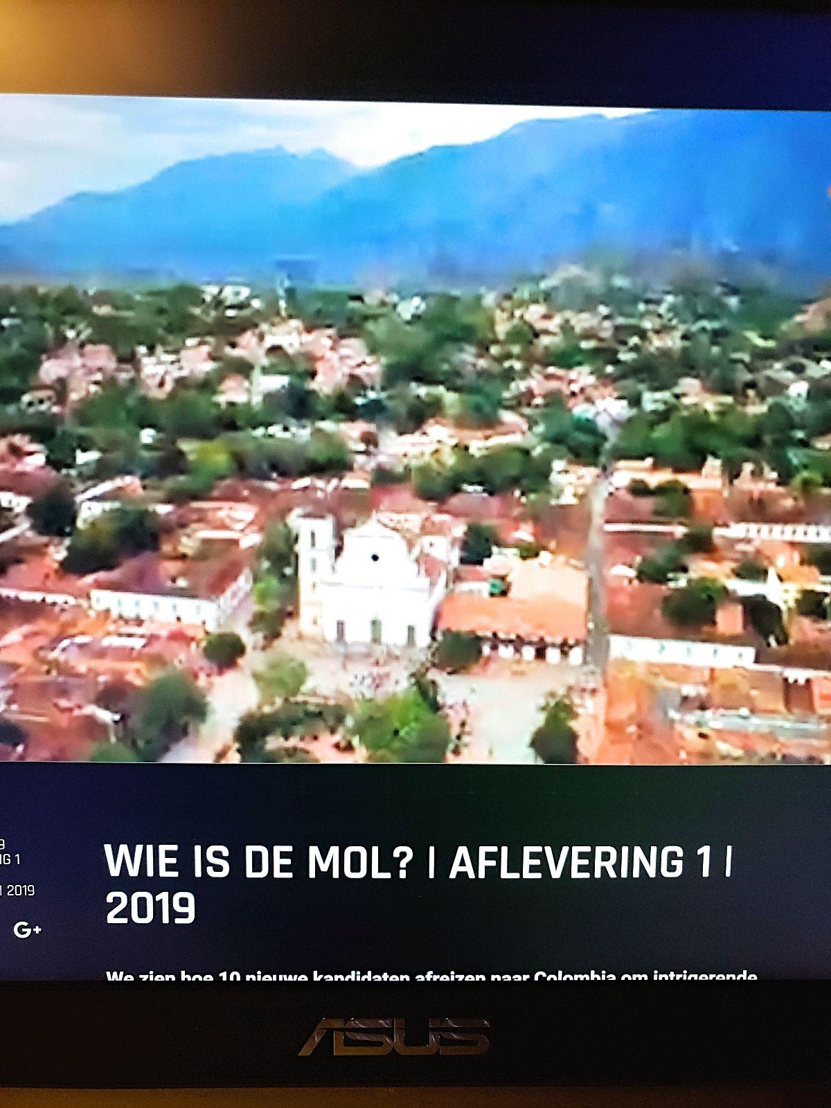 Wie Is De Mol Colombia