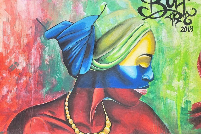 Graffiti street art Colombia Sopó