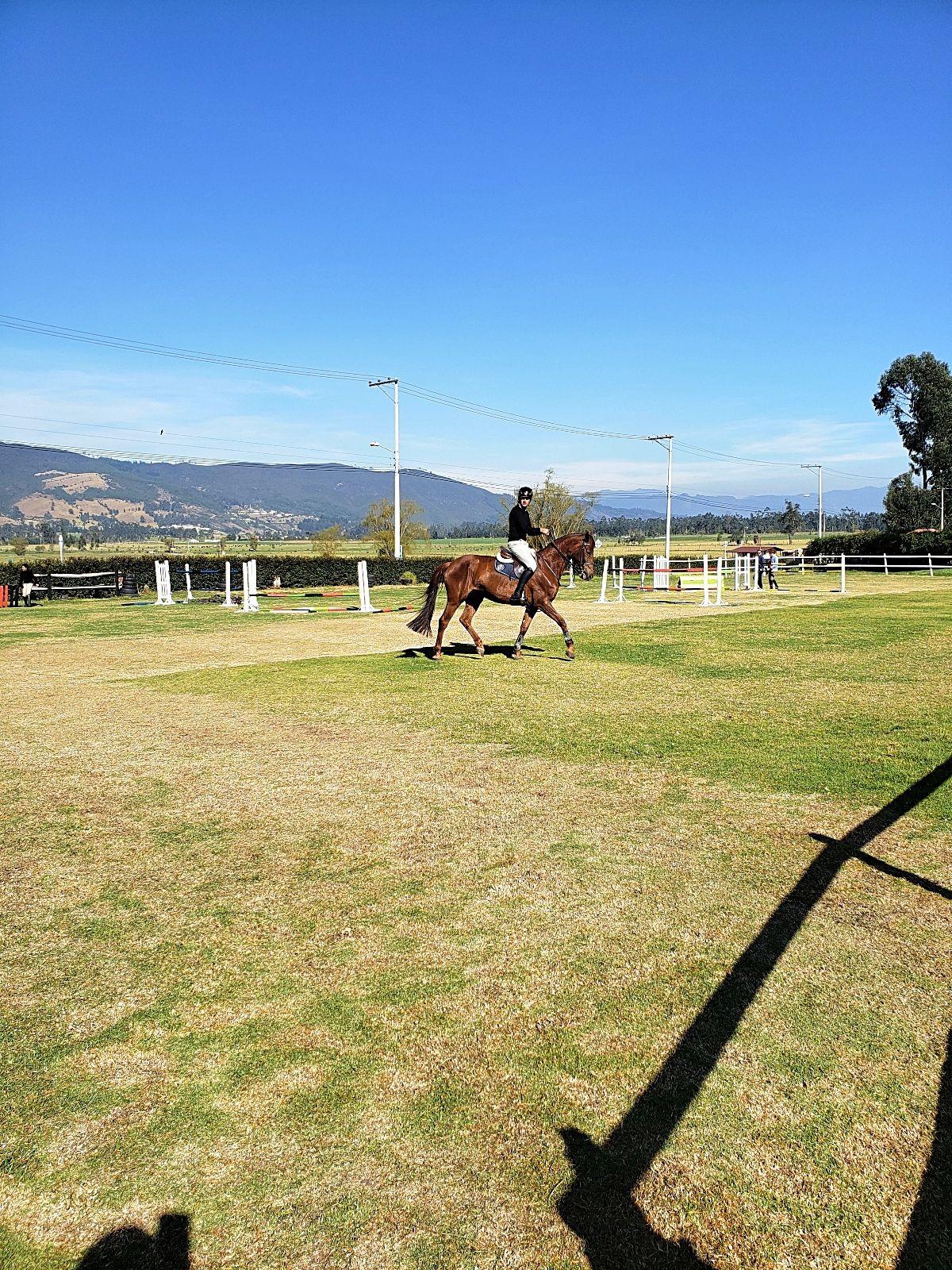 Paardrijden Colombia