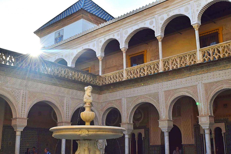 Bezienswaardigheden Sevilla Spanje