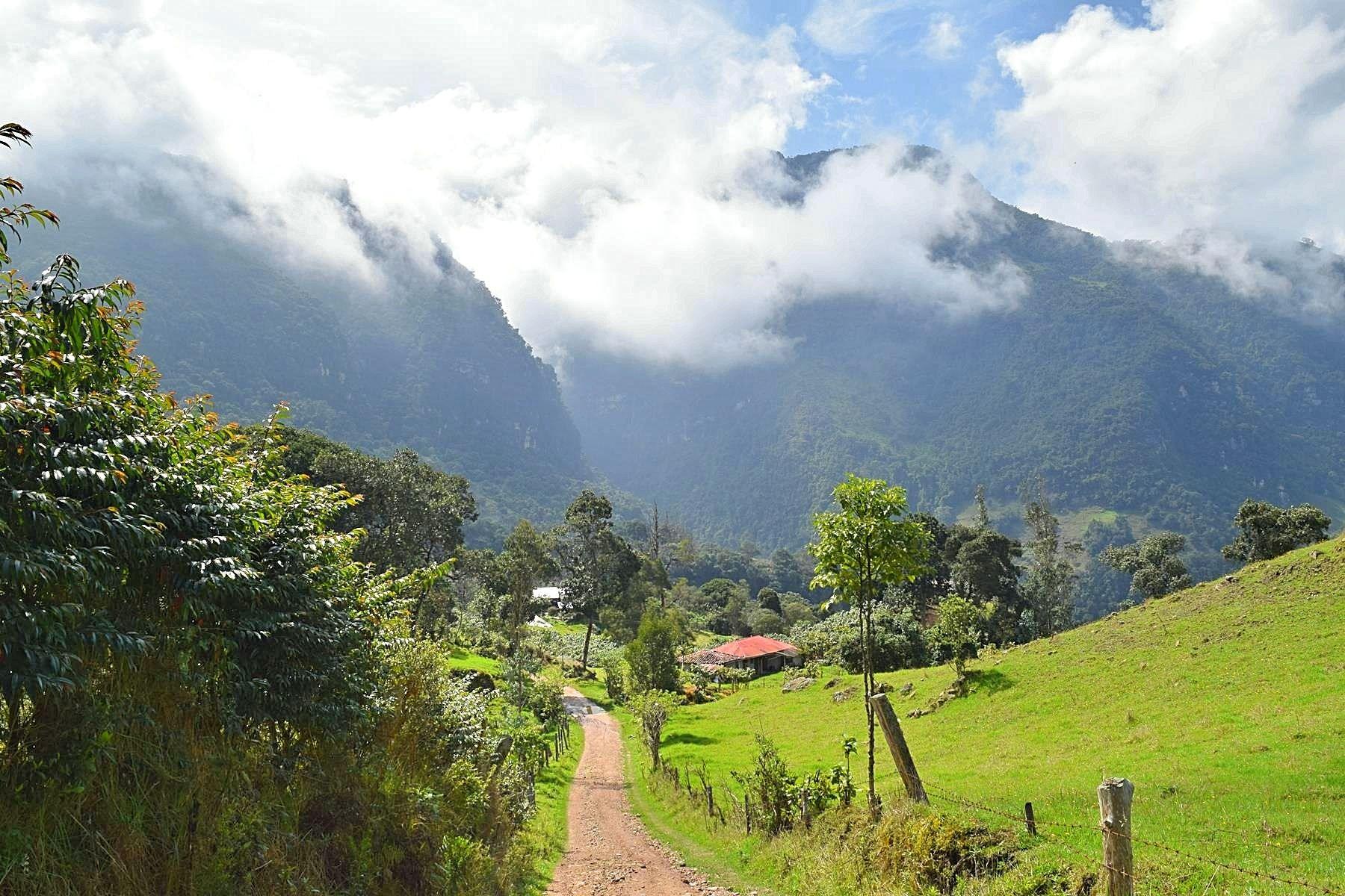 Natuurgebied Choachí