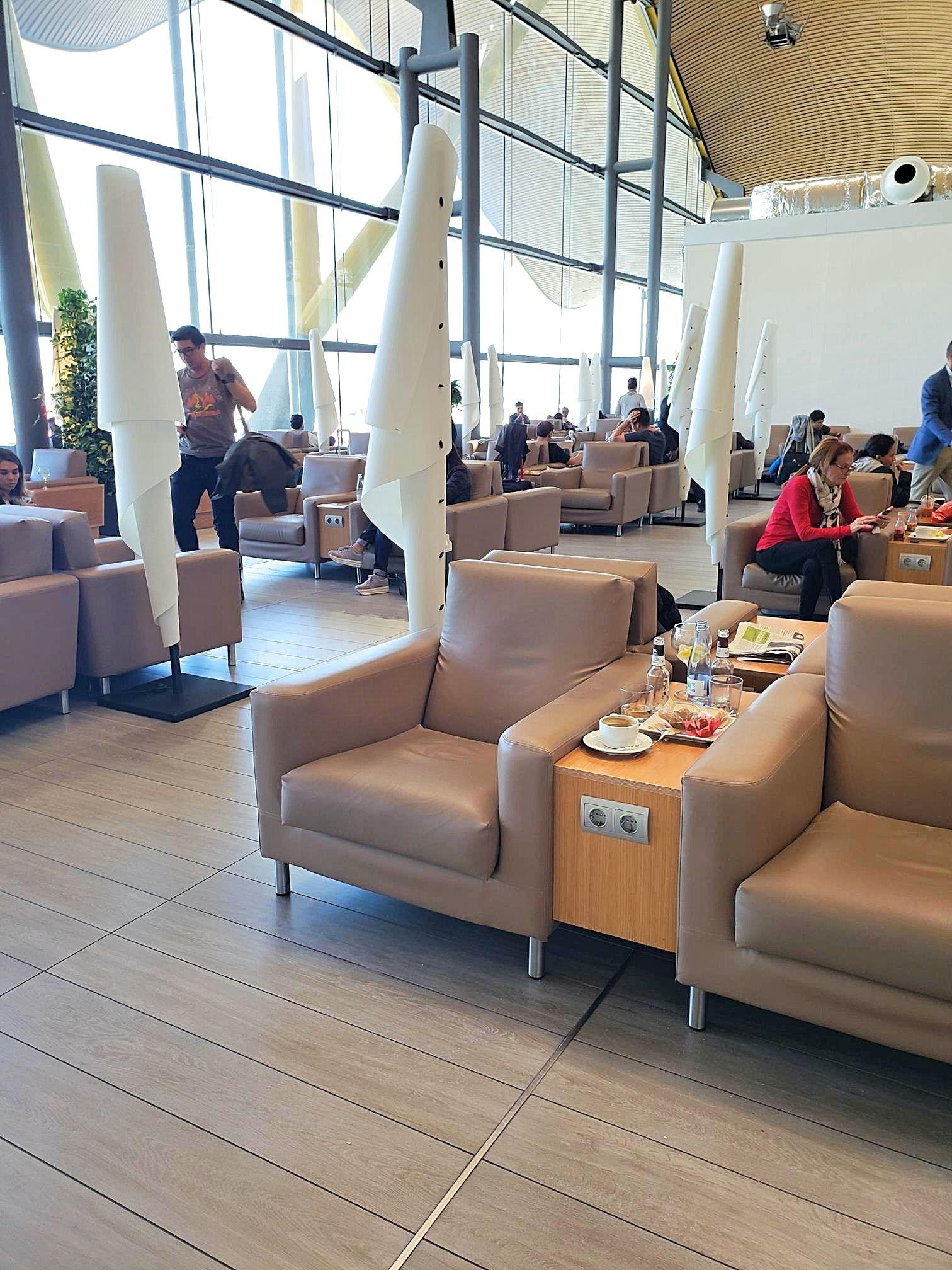 Met Priority Pass VIP-lounge vliegveld