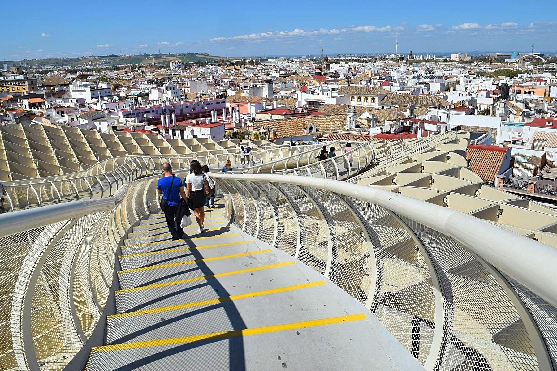 Metropol Parasol Las Setas Sevilla