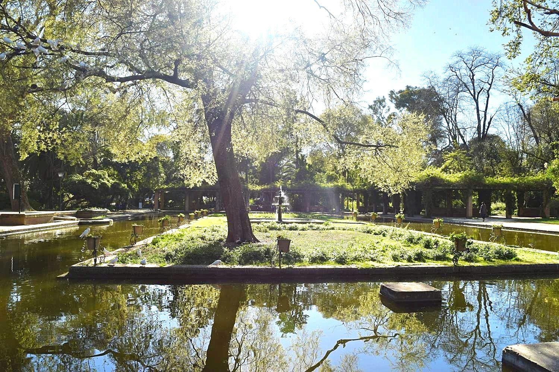 Park María Luisa Sevilla Spanje