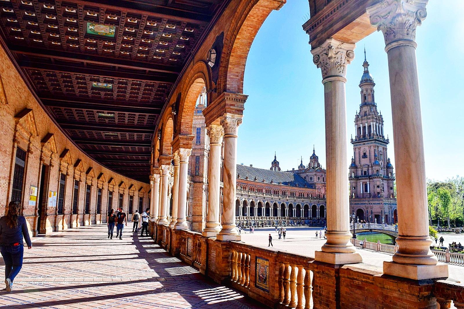 Plaza de España - Stedentrip Sevilla