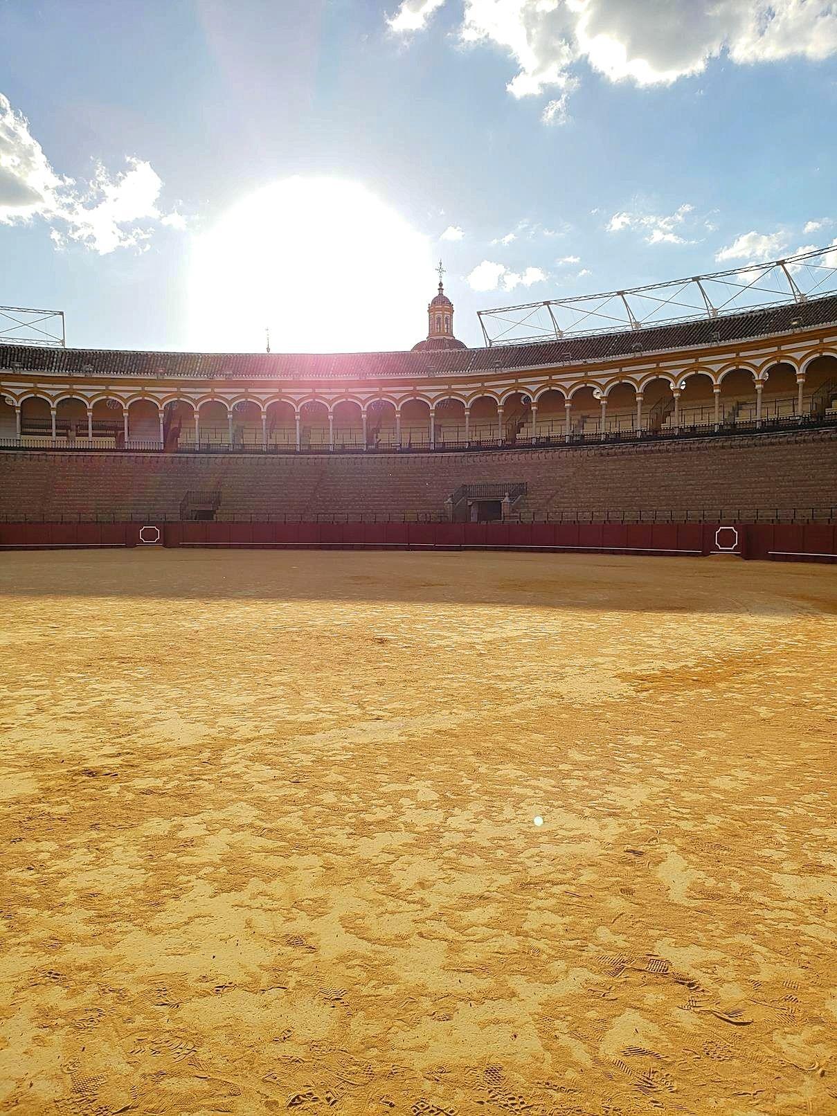 Stedentrip Sevilla Stierenvechtarena