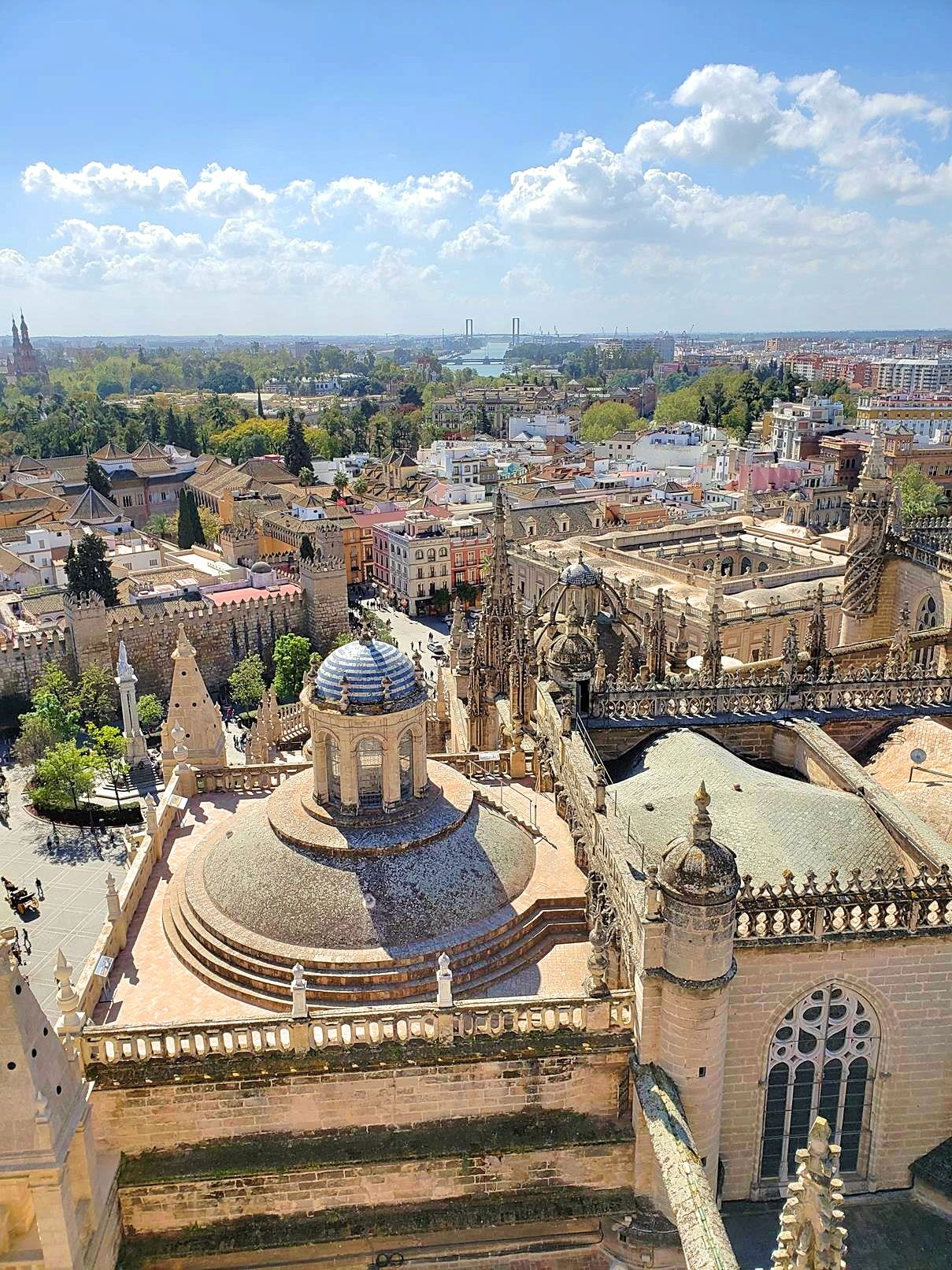 Stedentrip Sevilla kathedraal