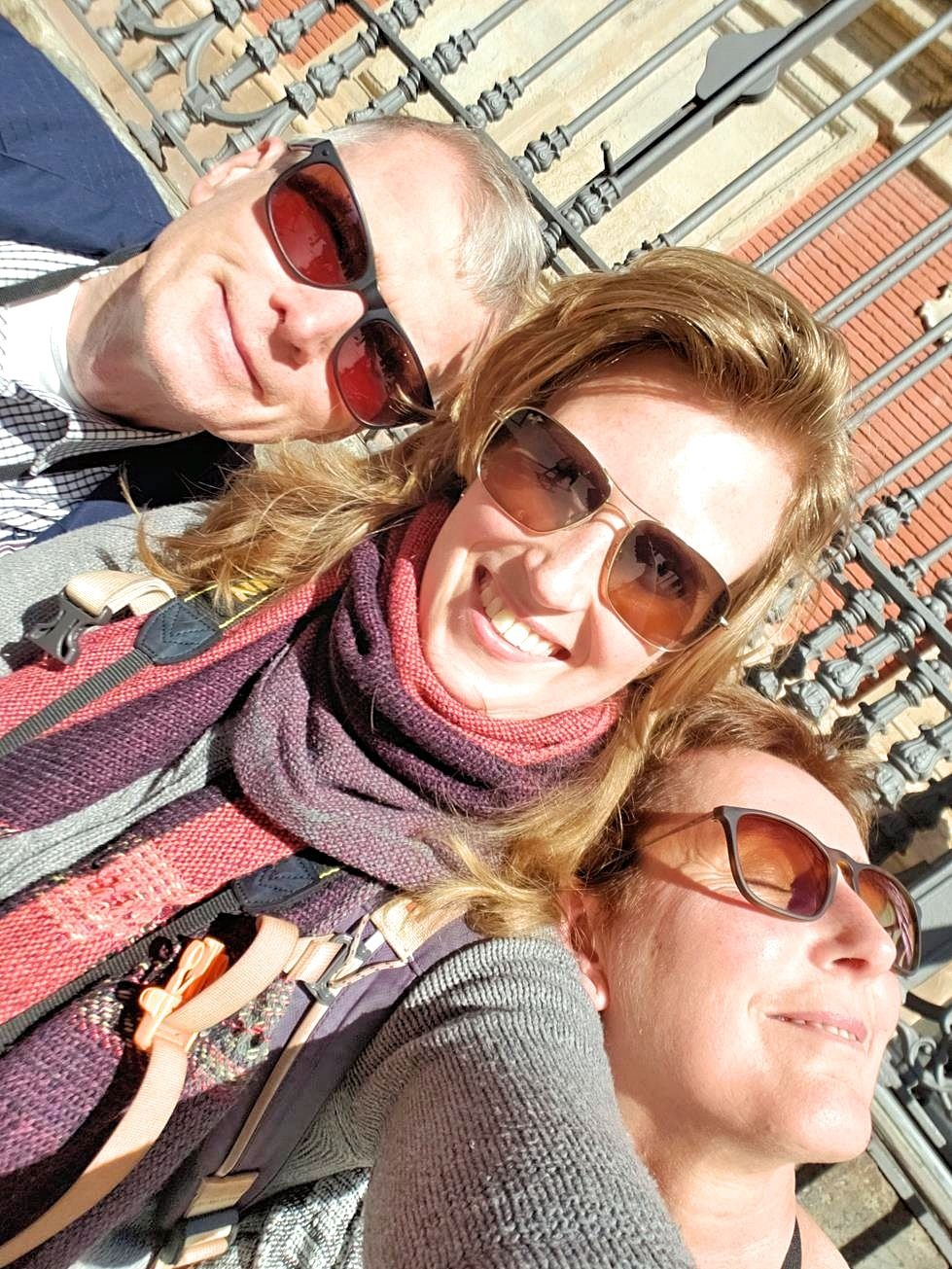 Stedentrip Sevilla met ouders