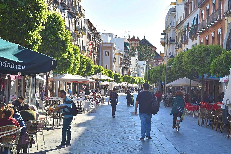Tirana Sevilla Spanje