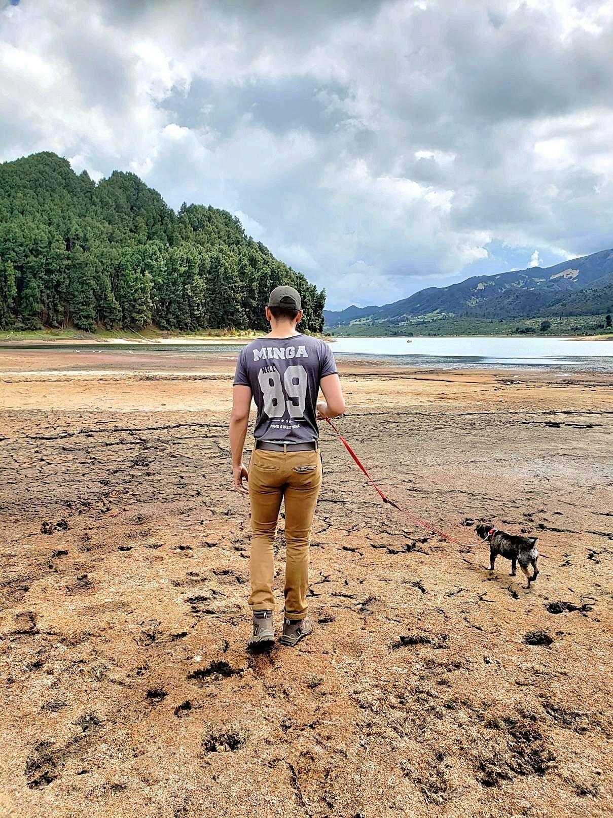 Dagje Neusa natuur Colombia