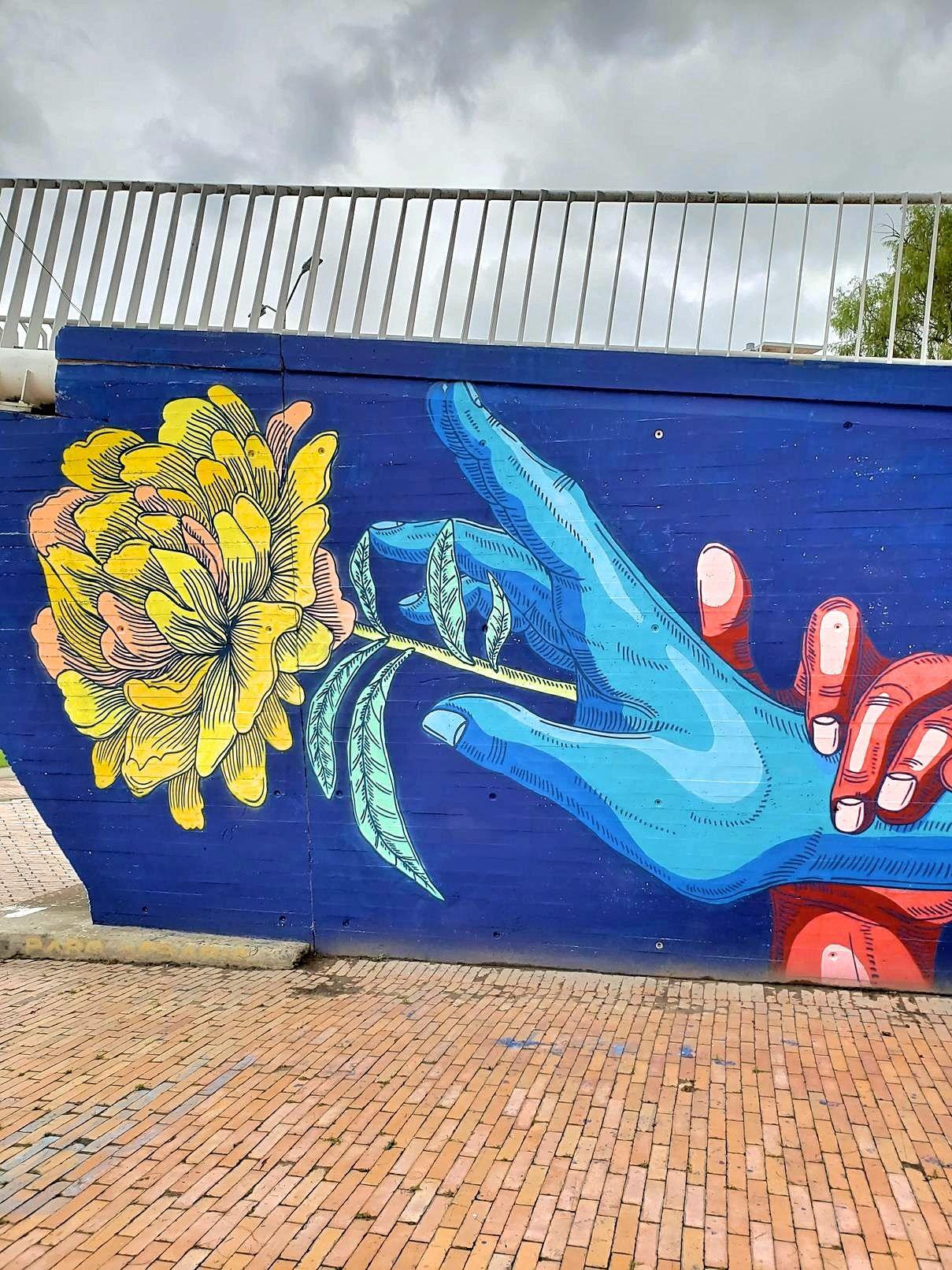 Street art Colombia Sopó